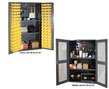 """36"""" and 48"""" Wide 5-S STORAGE CABINETS"""